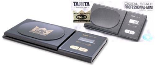 Tanita 1479V Professional Digital Mini Scale by Tanita (English Manual)