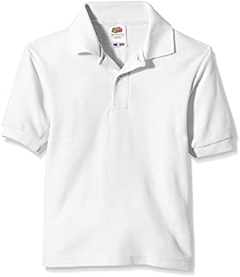 Fruit of the Loom Pique Polo - camiseta Niñas