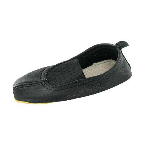 iwa BANDAGE GUMMISOHLE 1741-01 adulte (homme ou femme) Chaussures de sport Noir