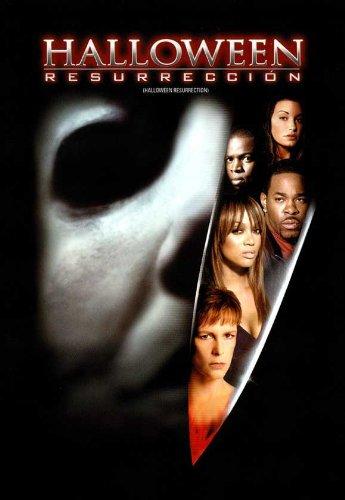 Halloween: Resurrection Plakat Movie Poster (11 x 17 Inches - 28cm x 44cm) (2002) Argentine