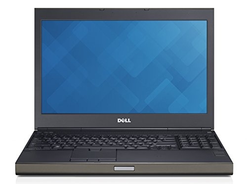 Dell Precision M4800 15.6-Inch Laptop (Intel Core i7 2.8 GHz, 8 GB RAM, 500 GB HDD, Windows 8.1)