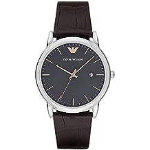 6454598253fa Emporio Armani - Reloj - Dunkelbraun