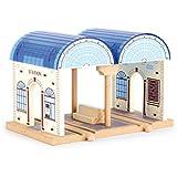 Small Foot Company - Estación ferroviaria para modelismo ferroviario (8559)