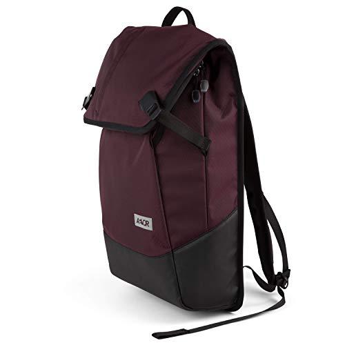 AEVOR Daypack Rucksack - erweiterbar 18 auf 28 Liter, ergonomisch, Laptopfach 15