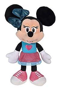Disney 6315877155 - Peluche, Color Azul y Rosa