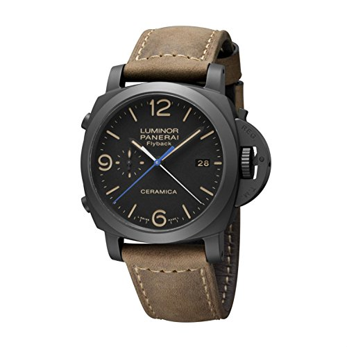 panerai-mens-luminor-1950-44mm-brown-leather-band-ceramic-case-mechanical-black-dial-watch-pam00580