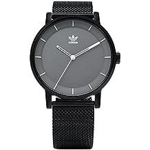 6ab0b5f778e0f Adidas by Nixon Reloj Analogico para Hombre de Cuarzo con Correa en Acero  Inoxidable Z04-