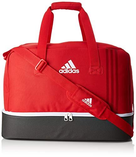 adidas Tiro Teambag mit Bodenfach M, Scarle/Black/White, M