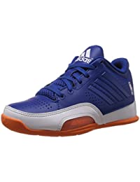 adidas 3 Series 2015 NBA K - Zapatillas para niño, color azul / blanco / naranja