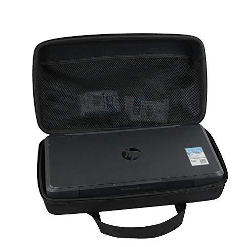 Hart EVA Reise Fall Für HP OfficeJet 200 Mobiler Tintenstrahldrucker durch Hermitshell