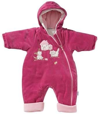Stummer Unisex - Baby Overall 11020, Gr. 68, Pink (848 wild orchid)