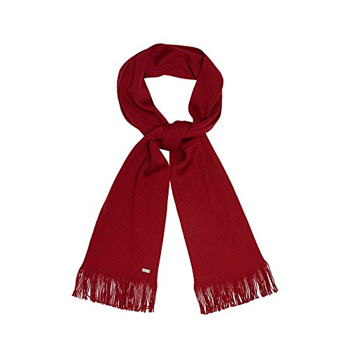 j-by-jasper-conran-mens-red-merino-wool-scarf