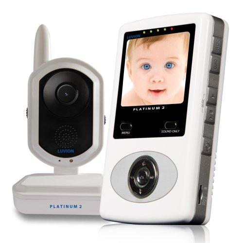 Luvion - 99 - Vigilabebés con Video Monitor Platinum 2 Luvion