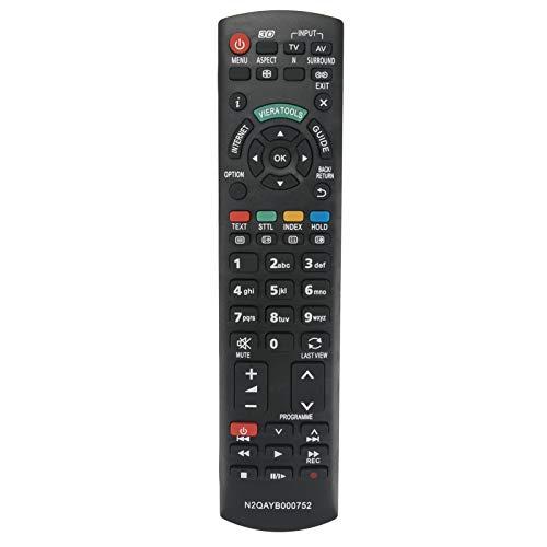 Vinabty N2QAYB000752 Reemplazado Mando Distancia Panasonic