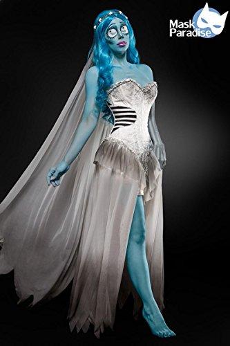 Corpse Bride Komplettset, (Sexy Corpse Bride Kostüme)