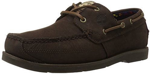 Timberland Ekkiawahby, Chaussures bateau homme