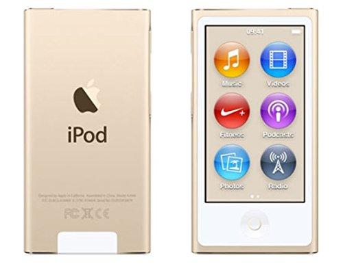 Apple iPod Nano - Reproductor MP4 (16 GB), color oro