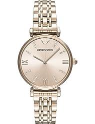 Reloj solo tiempo para mujer EMPORIO ARMANI Trendy Cod. ar11059