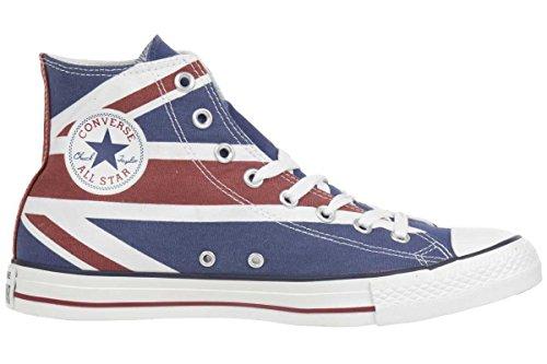 Converse Ctas Union Jack 135504C, Sneaker Unisex adulto Union Flag