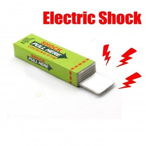Chewing Gum Electric Shock Gag Joke Toy