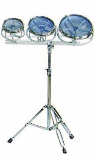 Dimavery DP-30 Roto-Tom-Set mit Stativ