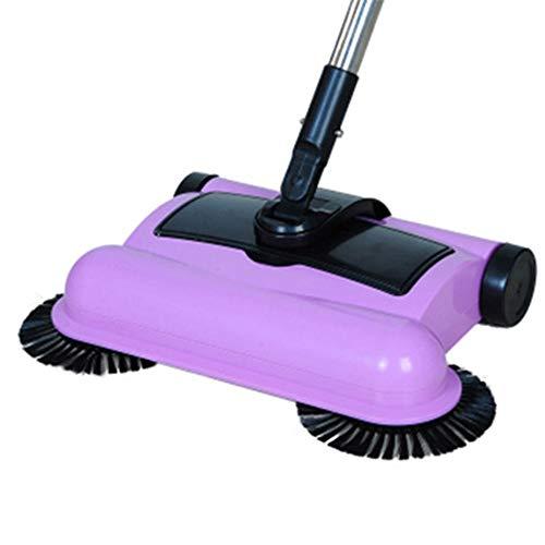 QMJHL Handbesen, Kehrmaschine, Bodenreinigungsbesen, Haushaltsstaubsauger, Magic Mop, kein Strom, einfach und praktisch.
