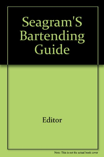 seagrams-bartending-guide