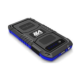 Minibatt MB-POCKVR P Miniarrancador para Motos 4.000 mAh