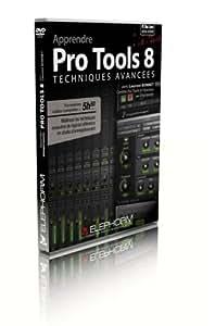 Apprendre Pro Tools 8 : Techniques avancées Formation vidéo complète en 5h50. Maîtrisez les techniques avancées du logiciels référence en studio d'enregistrement. PC-Mac-Linux.(Laurent Bonnet)