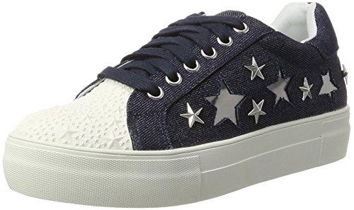 La Strada Damen 962379 Sneakers, Blau (Jeans Blue), 40 EU