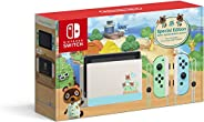 Nintendo Switch Animal Crossing: New Horizons Edition Console