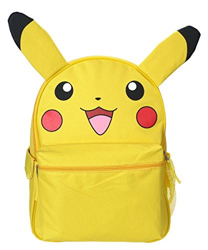 Pokemon Rucksack in Pikachu Form