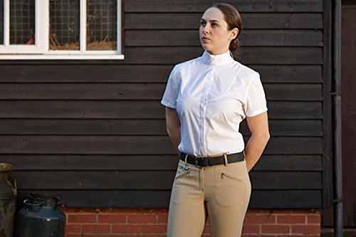 41 k8NaRnUL BEST BUY UK #1Dublin Colemore Ladies Show Shirt White Ladies 14/38 price Reviews uk