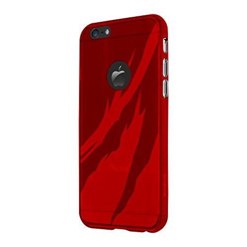 CruzerLite IP6Air-Flame-Pink Flamme Schutzhülle für Apple iPhone 6 Plus rosa Red