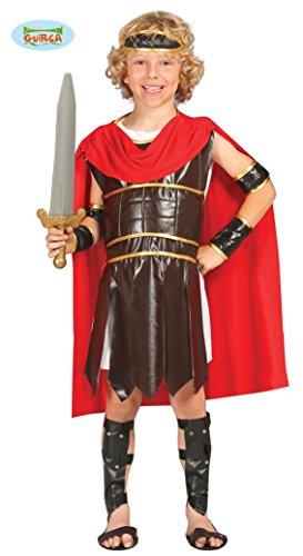 KINDERKOSTÜM - RÖMISCHER SOLDAT - Größe 110-115 cm ( 5-6 Jahre ), Legionär Kämpfer Legionen Antikes Rom Caesar Krieger Roemer römisches Reich