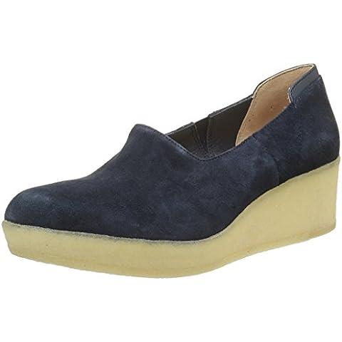 Clarks Originals Athie Luna, Zapatos de Cuñas Mujer