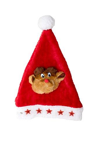 Ciffre Weihnachtsmützen Mütze Nikolausmütze Weihnachtsmütze - Kinder Rentier