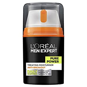 L'Oréal Men Expert Pure Power Soin hydratant anti-imperfections 50ml