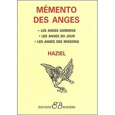 Le mémento des anges