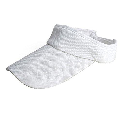 Latinaric Tennis Visor Baseball Hat Cap Men And Women Golf Sports Sun Visor  Outdoors b8c560b2ffe6