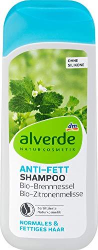 Alverde-Shampoo Anti Fett Fett und normales...