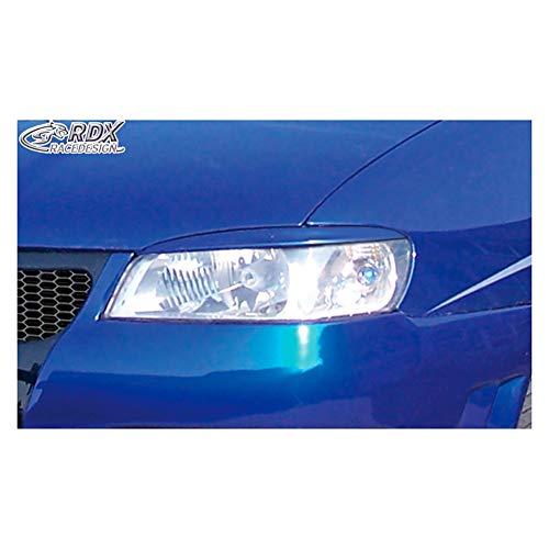 Scheinwerferblenden Seat Ibiza 6K2 1999-2002 & Cordoba 1999-2003 (ABS)