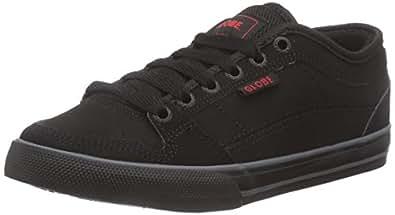 Globe TB, Unisex-Erwachsene Sneakers, Schwarz (10006 black/black), 48 EU (13 Erwachsene UK / 14 US)