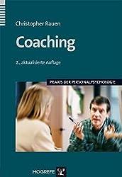 Coaching (Praxis der Personalpsychologie)