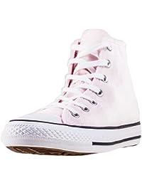 3f7d7ca07cfe1 ... Schuhe   Herren   Slipper   Mokassins   Pink. Converse  Unisex-Erwachsene All Star Hi Red Sneaker