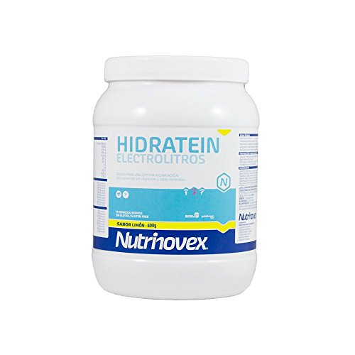 Nutrinovex Hidratein, Sabor Limón - 600 gr