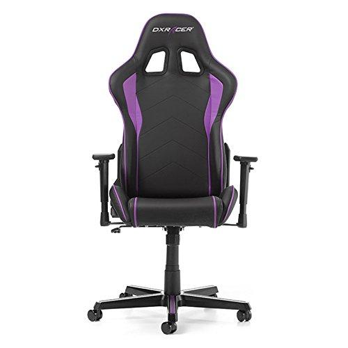 DXRacer Formula F08-NV - schwarz/violett
