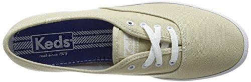 Keds Wf31902, Sneakers Basses Femme Stone