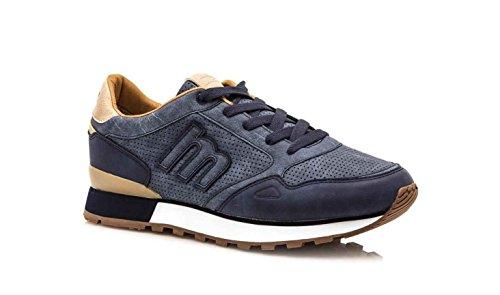 MTNG Herren Jakomo Sneakers Blau (Novi Azulpu Jeans Azul)