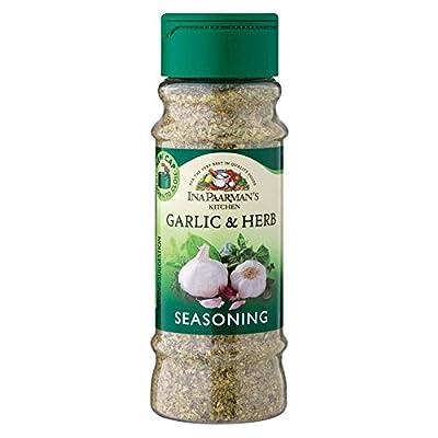 Ina Paarman's Garlic & Herb Seasoning 200ml - Garlic & Herb Seasoning - South African Spices - from Paarmans food